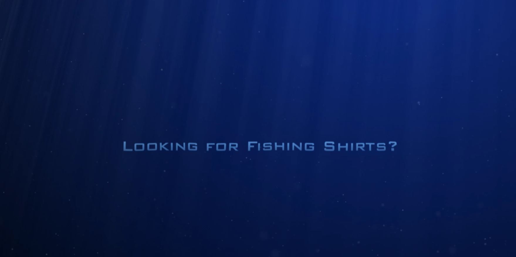 Sport Fishing Shirts And Apparel
