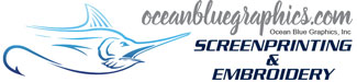 Sport Fishing Shirts and Apparel | Ocean Blue Graphics®
